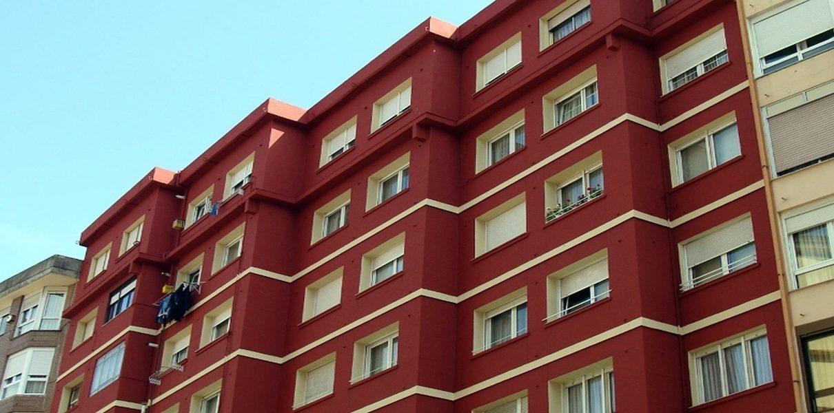 Pintura para fachadas pintura de edificios y fachadas - Pintura para fachadas ...